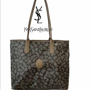 YSL Semi Project Vintage Tote Bag